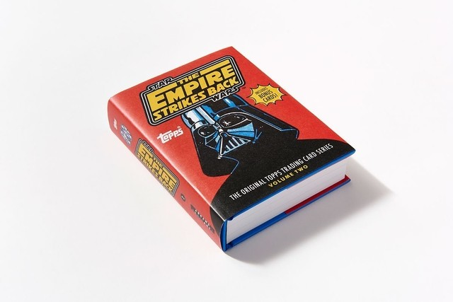 Libro: Star Wars: The Empire Strikes Back: The Original Topps Trading Card Series, Volume Two (Topps Star Wars) - comprar online