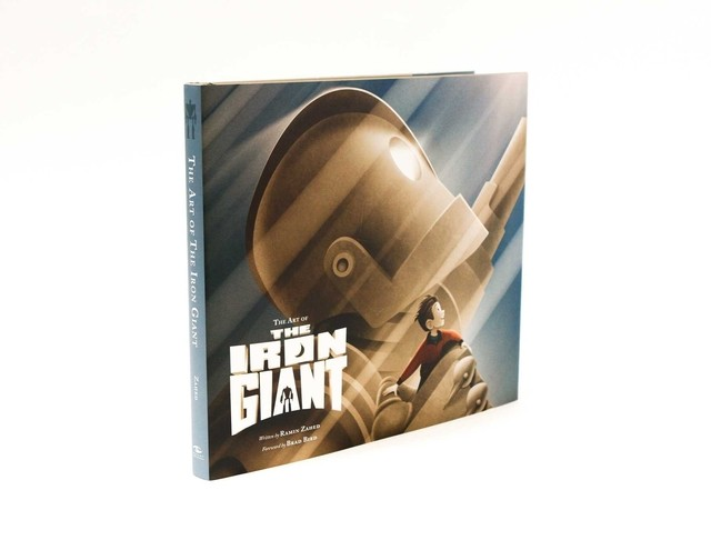Imagen de Libro: The Art of the Iron Giant
