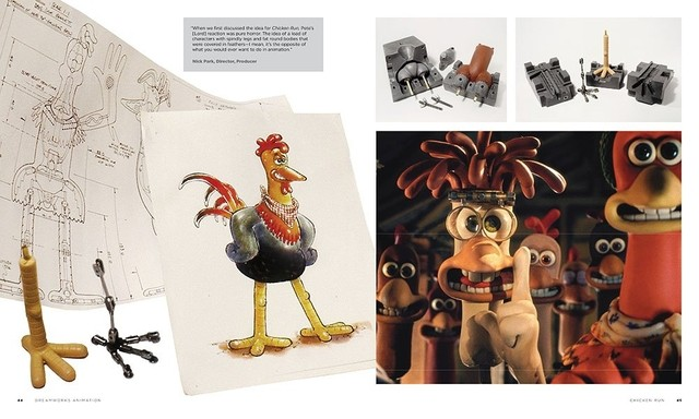 Libro: The Art of DreamWorks Animation: Celebrating 20 Years of Art - Vanguardia Libros