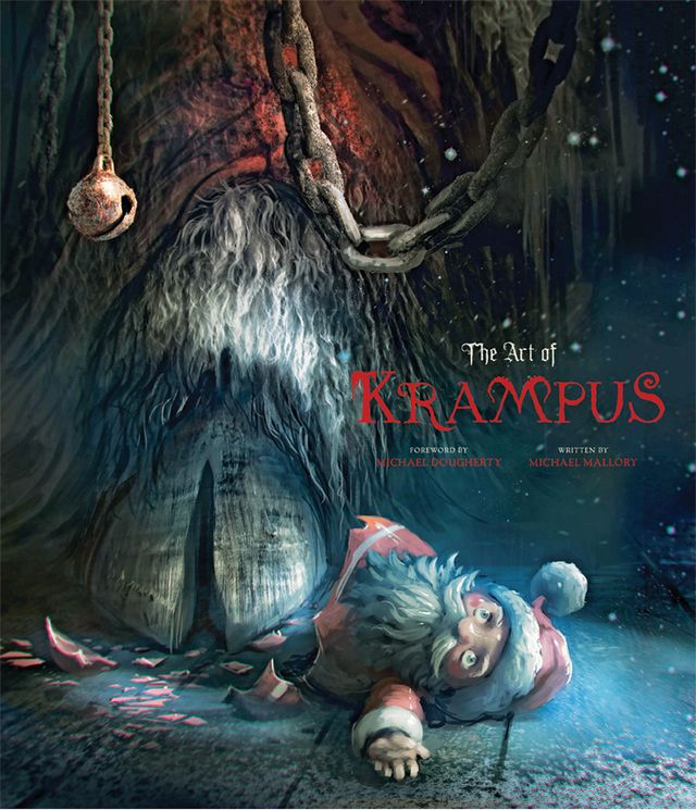 Libro: The Art of Krampus