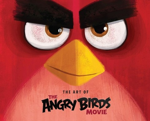 Libro: Angry Birds - The Art of the Angry Birds Movie