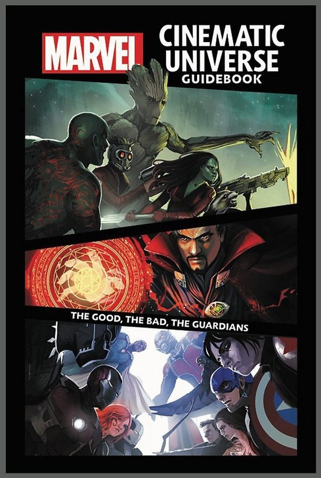 Libro: Marvel Cinematic Universe Guidebook: The Good, The Bad, The Guardians