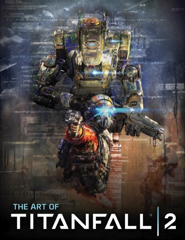 Libro:  The Art of Titanfall 2