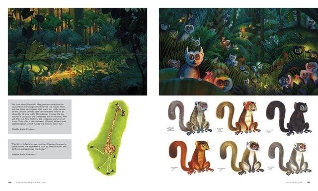 Libro: The Art of DreamWorks Animation: Celebrating 20 Years of Art - tienda online
