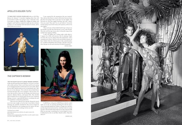 Libro: Star Trek: Costumes: Five Decades of Fashion from the Final Frontier - Vanguardia Libros