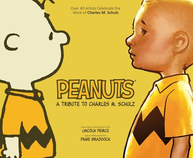 Libro: Peanuts: A Tribute to Charles M. Schulz
