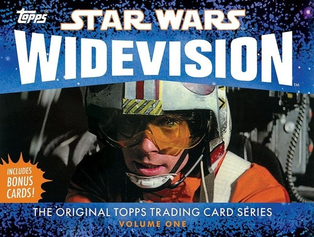 Libro: Star Wars Widevision: The Original Topps Trading Card Series, Volume One (Topps Star Wars)