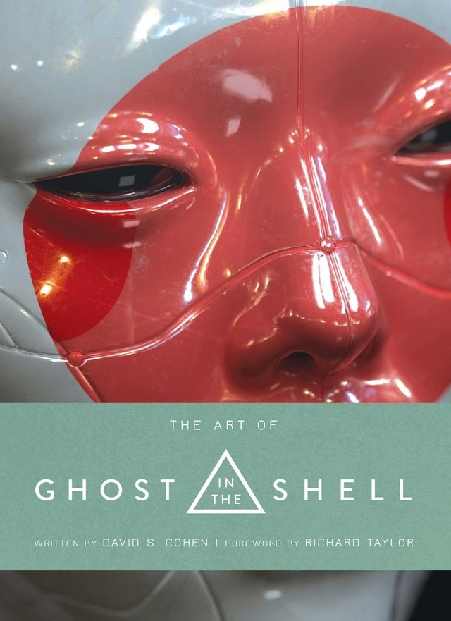 Libro The Art of Ghost in the Shell