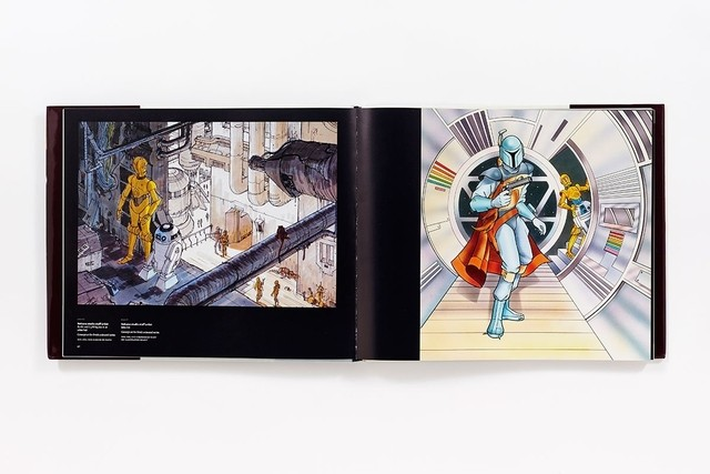 Libro: Star Wars Art: Concepts (Star Wars Art Series) en internet