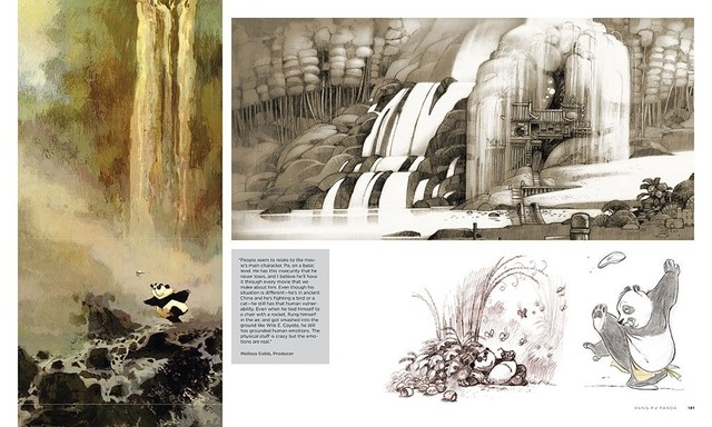 Libro: The Art of DreamWorks Animation: Celebrating 20 Years of Art