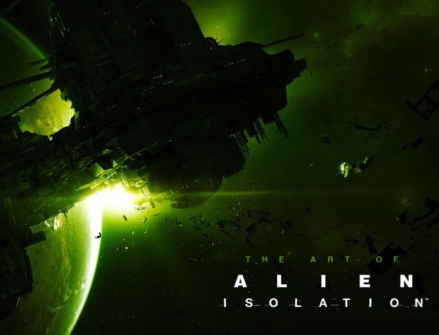 Libro: The Art of Alien: Isolation