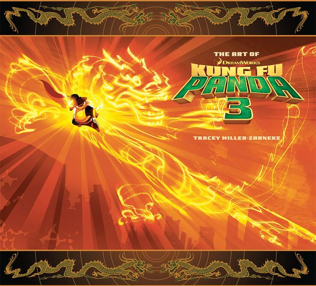 Libro: The Art of Kung Fu Panda 3