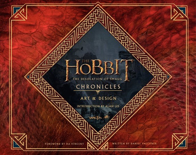Libro: The Hobbit: The Desolation of Smaug Chronicles: Art & Design