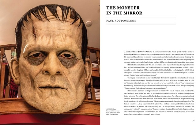 Libro: Guillermo del Toro: At Home with Monsters: Inside His Films, Notebooks, and Collections - Vanguardia Libros