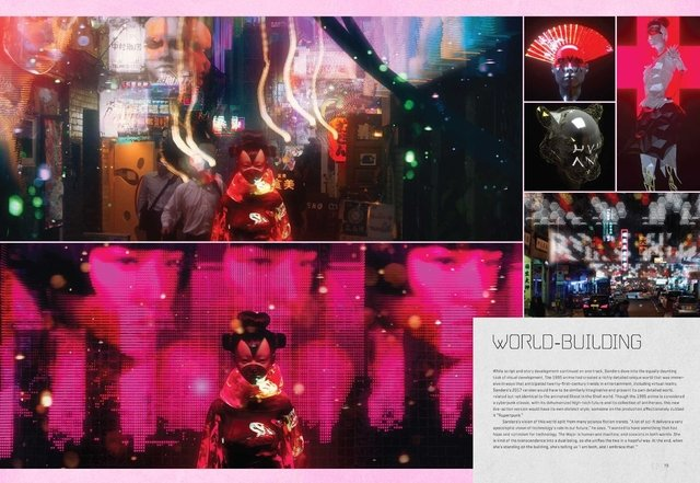 Imagen de Libro The Art of Ghost in the Shell