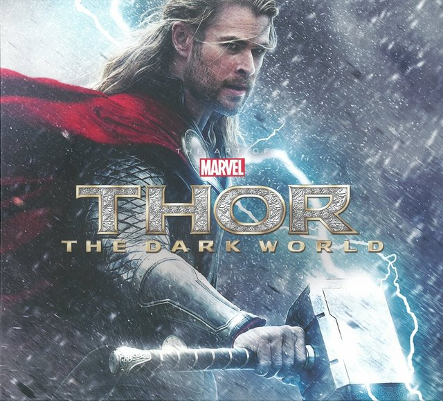Libro: Marvel's Thor: The Dark World - The Art of the Movie