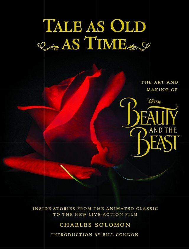 Libro: Tale as Old as Time: The Art and Making of Disney Beauty and the Beast (Edición Actualizada)
