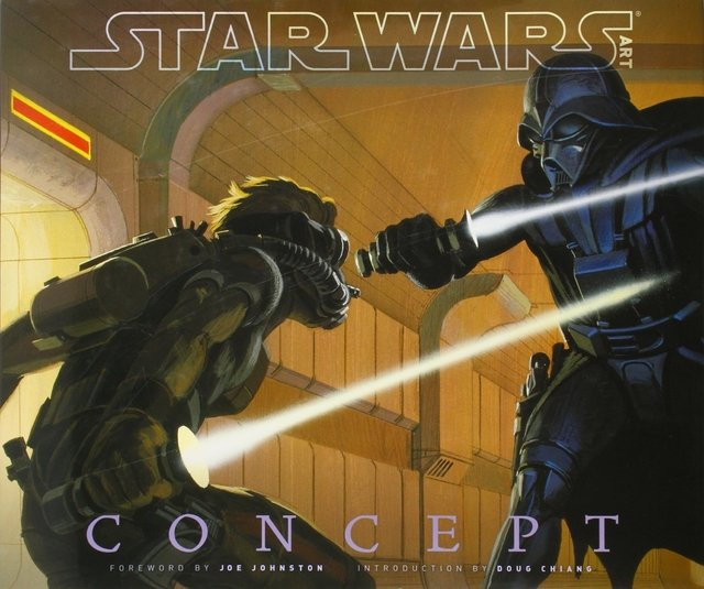 Libro: Star Wars Art: Concepts (Star Wars Art Series)