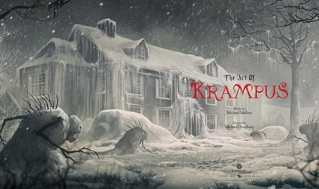 Libro: The Art of Krampus - comprar online