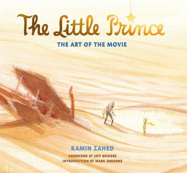 Libro: The Little Prince: The Art of the Movie