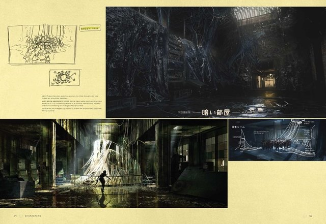 Libro The Art of Ghost in the Shell - Vanguardia Libros
