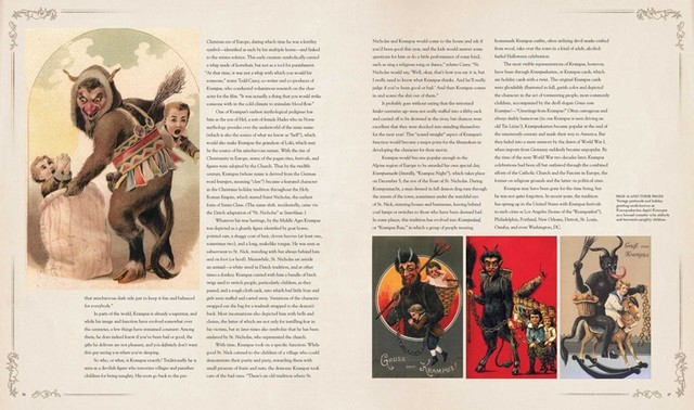 Libro: The Art of Krampus - Vanguardia Libros