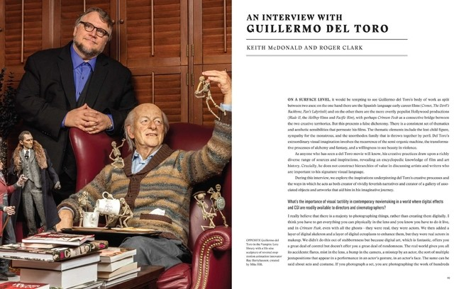 Libro: Guillermo del Toro: At Home with Monsters: Inside His Films, Notebooks, and Collections en internet