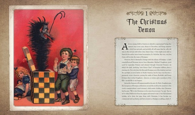 Libro: The Art of Krampus en internet