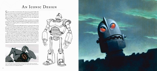 Libro: The Art of the Iron Giant - comprar online