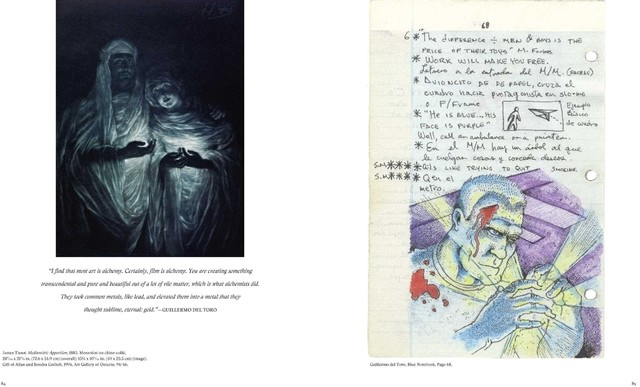 Libro: Guillermo del Toro: At Home with Monsters: Inside His Films, Notebooks, and Collections