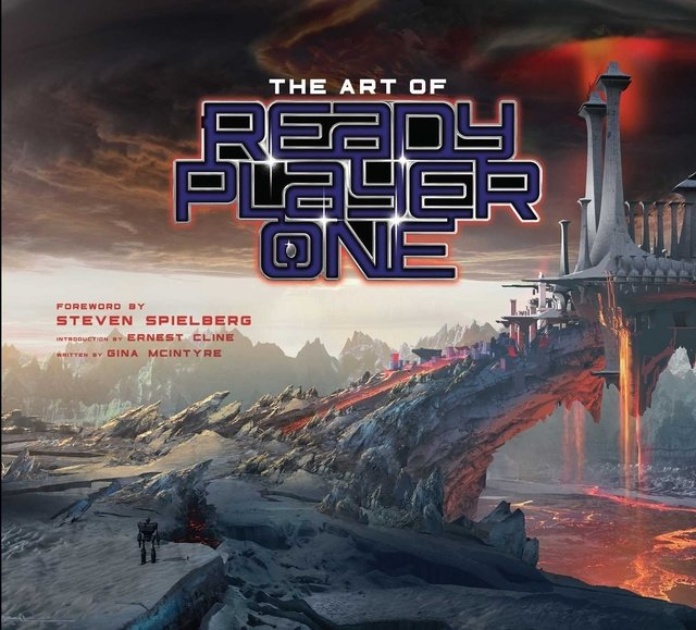 Libro: The Art of Ready Player One