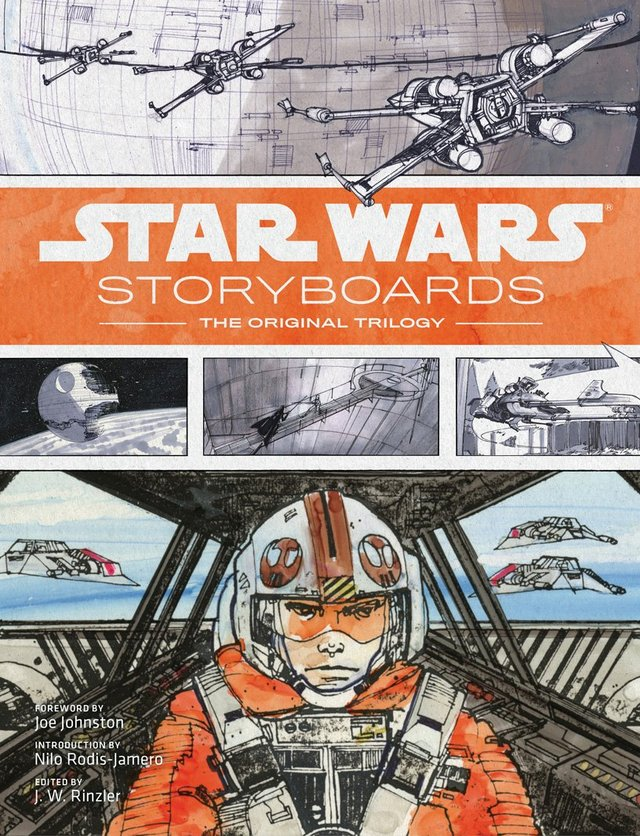 Libro: Star Wars Storyboards: The Original Trilogy