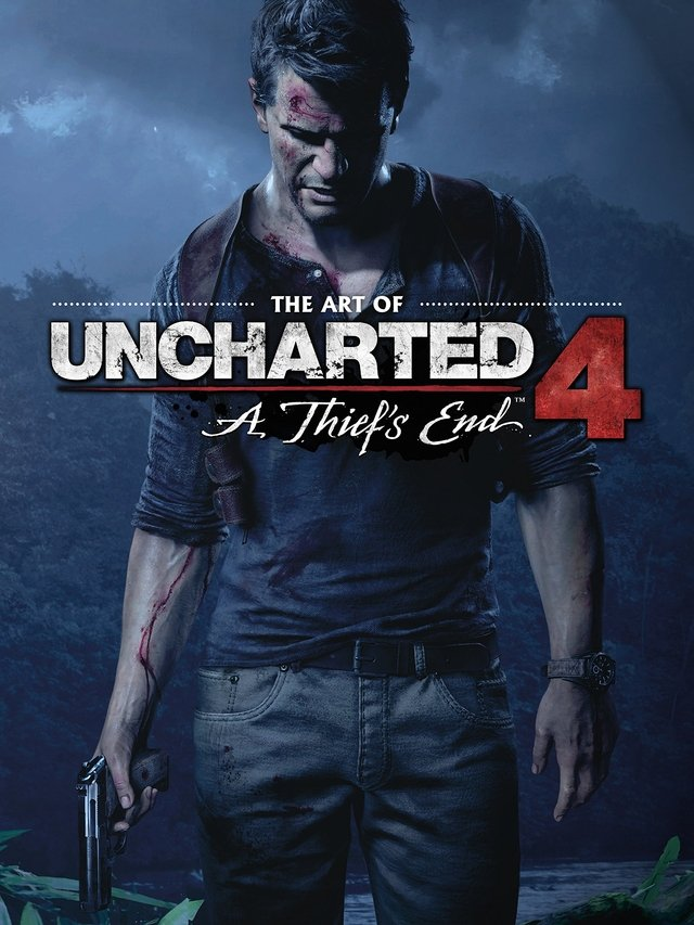 Libro: The Art of Uncharted 4
