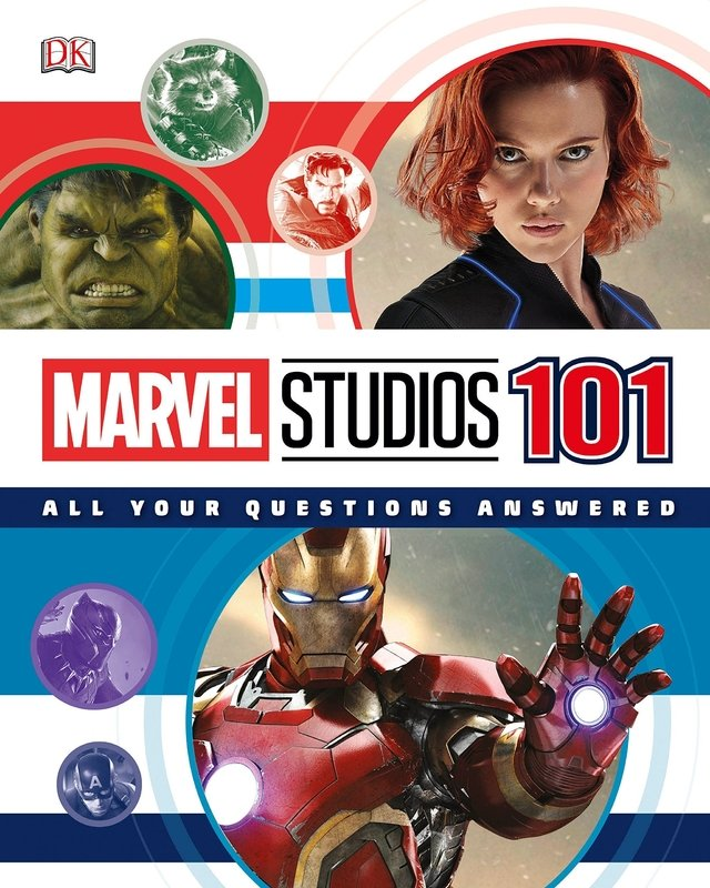 Libro: Marvel Studios 101: All Your Questions Answered