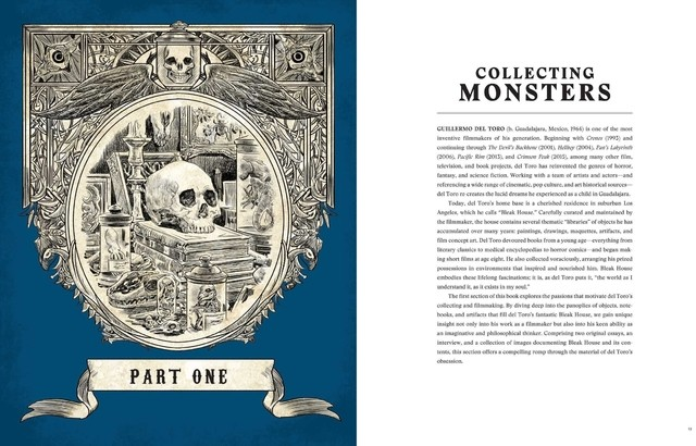 Libro: Guillermo del Toro: At Home with Monsters: Inside His Films, Notebooks, and Collections - comprar online