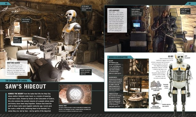 Libro: Star Wars: Rogue One: The Ultimate Visual Guide - tienda online