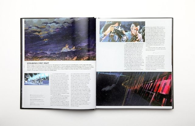 Libro: Close Encounters of the Third Kind: The Ultimate Visual History en internet
