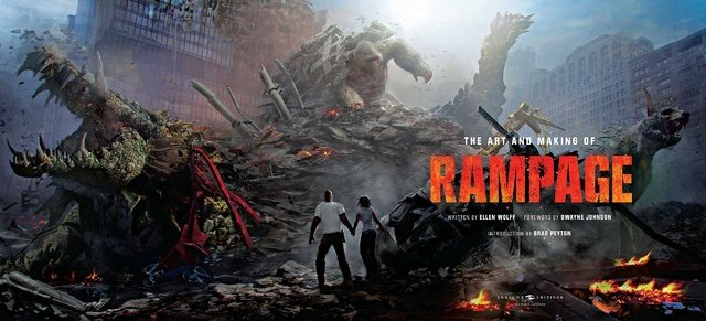 Libro: The Art and Making of Rampage - comprar online