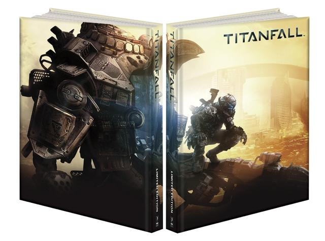 Libro: Titanfall Limited Edition: Prima Official Game Guide - comprar online