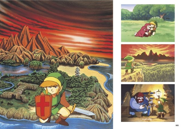 Libro: The Legend of Zelda: Art & Artifacts - comprar online