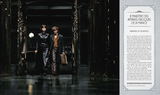Libro: Lights, Camera, Magic!: The Making of Fantastic Beasts: The Crimes of Grindelwald - comprar online