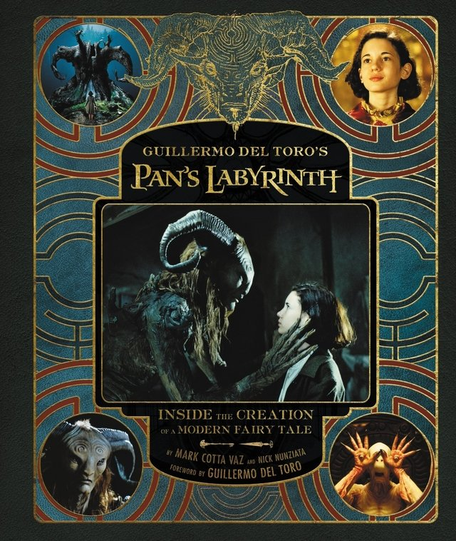 Libro: Guillermo del Toro's Pan's Labyrinth: Inside the Creation of a Modern Fairy Tale