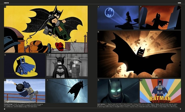 Imagen de Libro: The LEGO® Batman Movie: The Making of the Movie