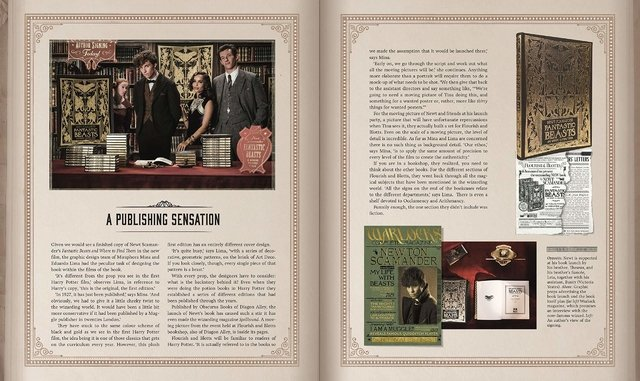Libro: Lights, Camera, Magic!: The Making of Fantastic Beasts: The Crimes of Grindelwald - tienda online