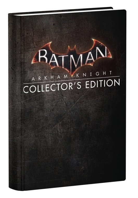 Libro: Batman: Arkham Knight Collector's Edition
