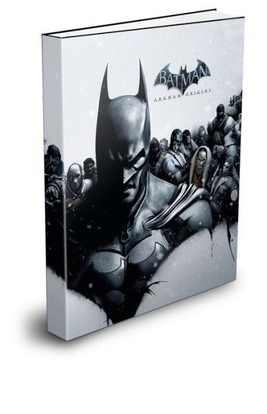 Libro: Batman - Arkham Origins Limited Edition Strategy Guide