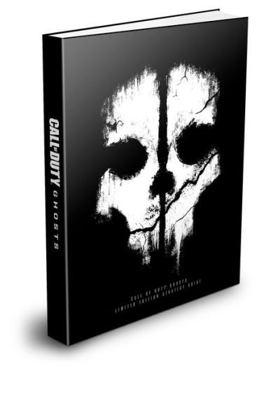 Libro: Call of Duty Ghosts Limited Edition Strategy Guide