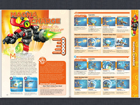 Libro: Skylanders SWAP Force Signature Series Strategy Guide en internet