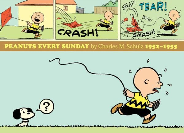Libro: Peanuts Every Sunday 1952 - 1955