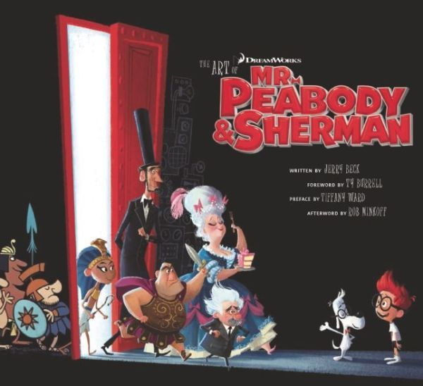 Libro: The Art of Mr. Peabody and Sherman